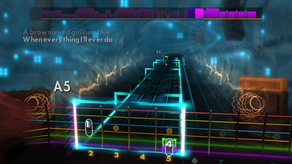 Скриншот №1 к Rocksmith® 2014 Edition – Remastered – Roxette Song Pack