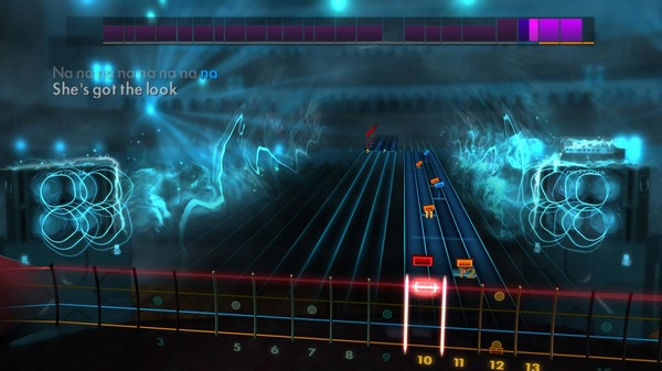 Скриншот №2 к Rocksmith® 2014 Edition – Remastered – Roxette Song Pack