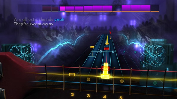 """Скриншот №4 к Rocksmith® 2014 Edition – Remastered – Roxette - """"Listen to Your Heart"""""""