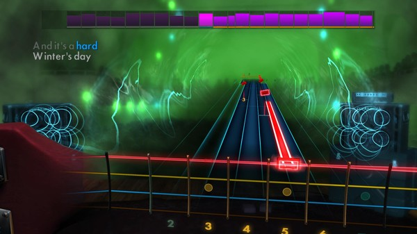 "Скриншот №1 к Rocksmith® 2014 Edition – Remastered – Roxette - ""It Must Have Been Love"""