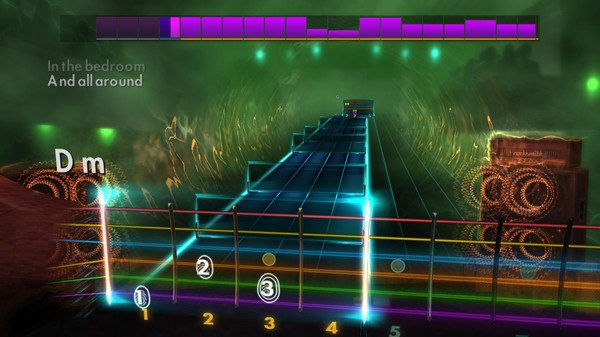 "Скриншот №3 к Rocksmith® 2014 Edition – Remastered – Roxette - ""It Must Have Been Love"""