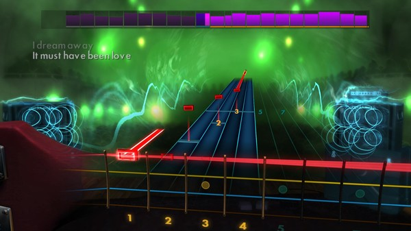 "Скриншот №5 к Rocksmith® 2014 Edition – Remastered – Roxette - ""It Must Have Been Love"""
