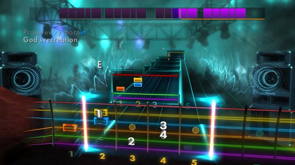 Скриншот №1 к Rocksmith® 2014 Edition – Remastered – Cat Stevens Song Pack