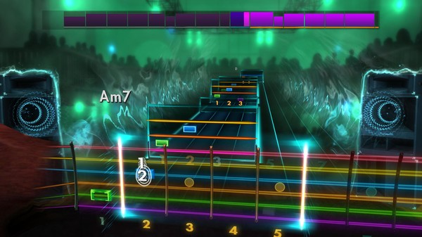 Скриншот №4 к Rocksmith® 2014 Edition – Remastered – Cat Stevens Song Pack