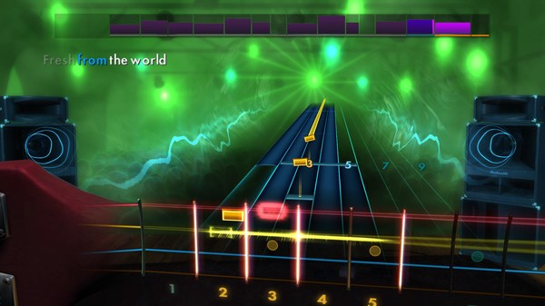 Скриншот №3 к Rocksmith® 2014 Edition – Remastered – Cat Stevens Song Pack