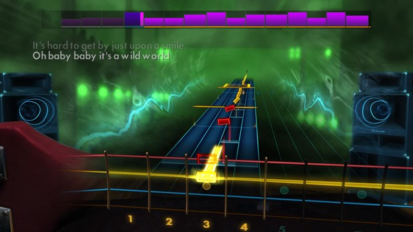 "Скриншот №4 к Rocksmith® 2014 Edition – Remastered – Cat Stevens - ""Wild World"""