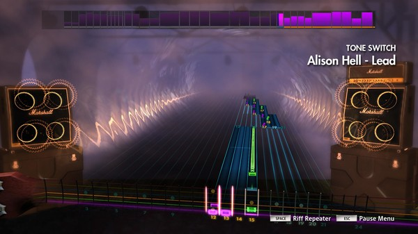Скриншот №5 к Rocksmith® 2014 Edition – Remastered – Variety Song Pack XXII