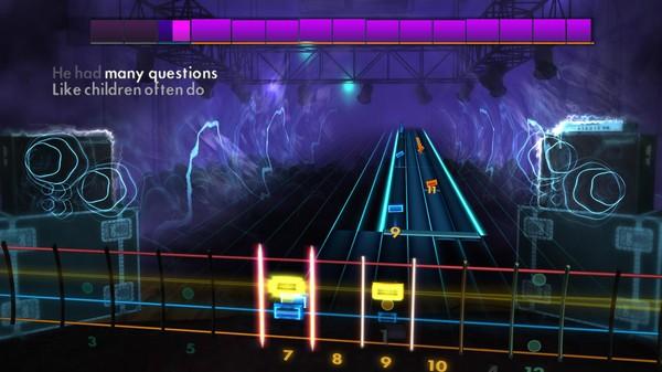 "Скриншот №4 к Rocksmith® 2014 Edition – Remastered – Dishwalla - ""Counting Blue Cars"""