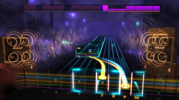 "Скриншот №2 к Rocksmith® 2014 Edition – Remastered – Dishwalla - ""Counting Blue Cars"""