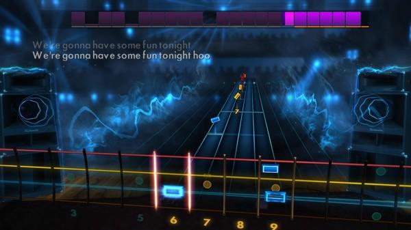 "Скриншот №1 к Rocksmith® 2014 Edition – Remastered – Wanda Jackson - ""Long Tall Sally"""