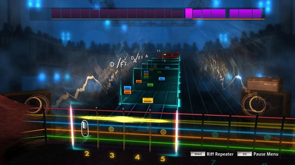 "Скриншот №2 к Rocksmith® 2014 Edition – Remastered – Wanda Jackson - ""Long Tall Sally"""