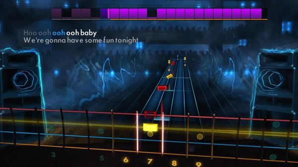 "Скриншот №5 к Rocksmith® 2014 Edition – Remastered – Wanda Jackson - ""Long Tall Sally"""