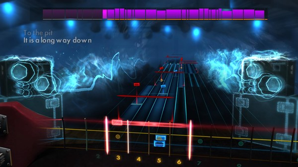 """Скриншот №4 к Rocksmith® 2014 Edition – Remastered – Ghost - """"From the Pinnacle to the Pit"""""""