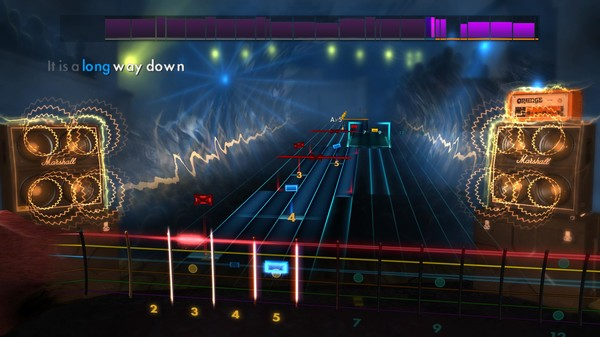 """Скриншот №2 к Rocksmith® 2014 Edition – Remastered – Ghost - """"From the Pinnacle to the Pit"""""""