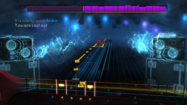 """Скриншот №5 к Rocksmith® 2014 Edition – Remastered – Ghost - """"From the Pinnacle to the Pit"""""""