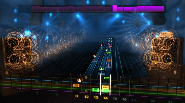"""Скриншот №1 к Rocksmith® 2014 Edition – Remastered – Ghost - """"From the Pinnacle to the Pit"""""""