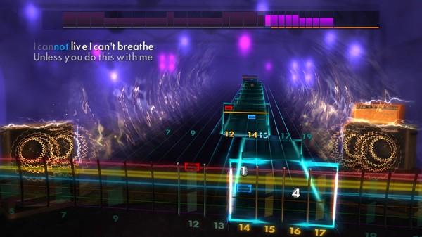 Скриншот №4 к Rocksmith® 2014 Edition – Remastered – 2000s Mix Song Pack VI