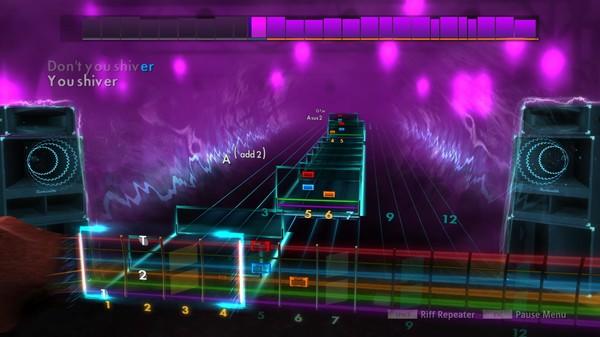Скриншот №5 к Rocksmith® 2014 Edition – Remastered – 2000s Mix Song Pack VI