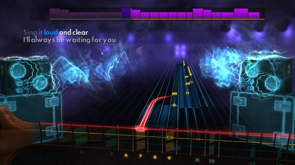 "Скриншот №2 к Rocksmith® 2014 Edition – Remastered – Coldplay- ""Shiver"""