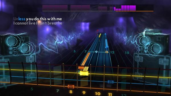 "Скриншот №2 к Rocksmith® 2014 Edition – Remastered – Angels  Airwaves- ""The Adventure"""