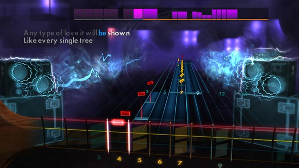 "Скриншот №1 к Rocksmith® 2014 Edition – Remastered – Angels  Airwaves- ""The Adventure"""