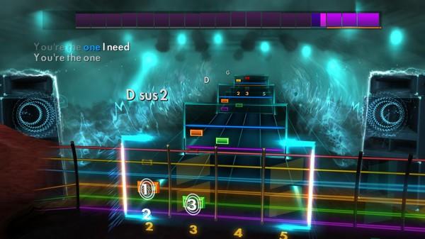 Скриншот №3 к Rocksmith® 2014 Edition – Remastered – Greta Van Fleet Song Pack II