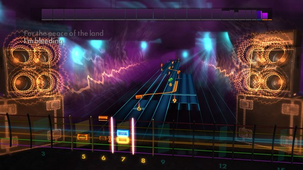 "Скриншот №1 к Rocksmith® 2014 Edition – Remastered – Greta Van Fleet - ""Edge of Darkness"""