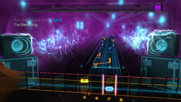 "Скриншот №5 к Rocksmith® 2014 Edition – Remastered – Greta Van Fleet - ""Edge of Darkness"""