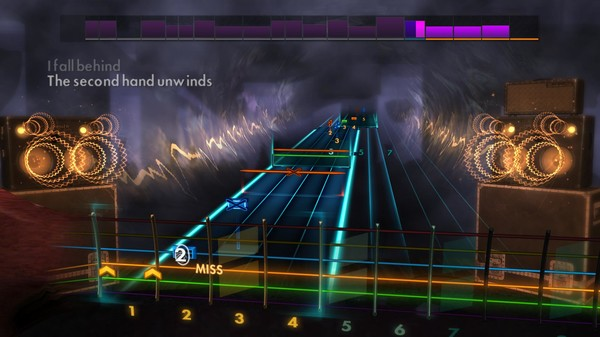"""Скриншот №3 к Rocksmith® 2014 Edition – Remastered – Cyndi Lauper - """"Time After Time"""""""