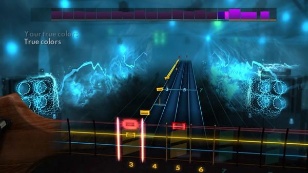 """Скриншот №5 к Rocksmith® 2014 Edition – Remastered – Cyndi Lauper - """"True Colors"""""""
