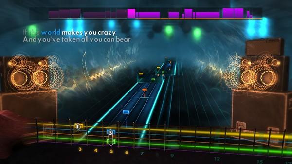 """Скриншот №1 к Rocksmith® 2014 Edition – Remastered – Cyndi Lauper - """"True Colors"""""""