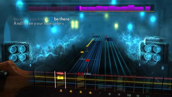 """Скриншот №4 к Rocksmith® 2014 Edition – Remastered – Cyndi Lauper - """"True Colors"""""""