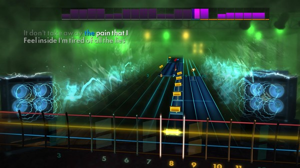 Скриншот №4 к Rocksmith® 2014 Edition – Remastered – P.O.D. Song Pack
