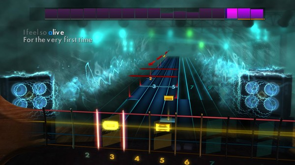 "Скриншот №4 к Rocksmith® 2014 Edition – Remastered – P.O.D. - ""Alive"""