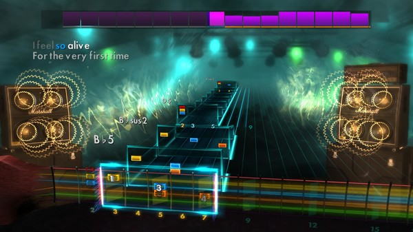 "Скриншот №2 к Rocksmith® 2014 Edition – Remastered – P.O.D. - ""Alive"""