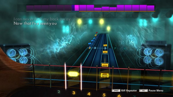 "Скриншот №3 к Rocksmith® 2014 Edition – Remastered – P.O.D. - ""Alive"""
