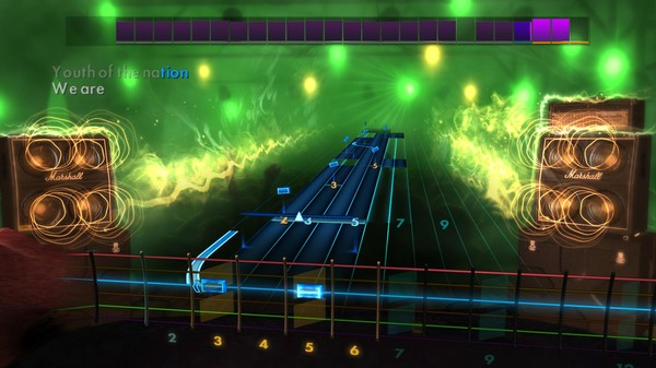 """Скриншот №4 к Rocksmith® 2014 Edition – Remastered – P.O.D. - """"Youth of the Nation"""""""