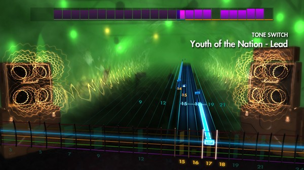 """Скриншот №5 к Rocksmith® 2014 Edition – Remastered – P.O.D. - """"Youth of the Nation"""""""