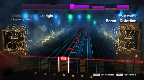 "Скриншот №5 к Rocksmith® 2014 Edition – Remastered – P.O.D. - ""Boom"""