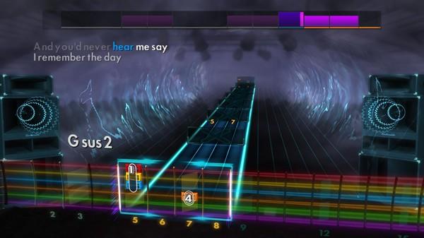 """Скриншот №1 к Rocksmith® 2014 Edition – Remastered – 5 Seconds of Summer - """"Amnesia"""""""
