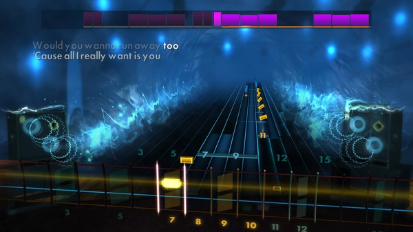 """Скриншот №3 к Rocksmith® 2014 Edition – Remastered – 5 Seconds of Summer - """"She Looks So Perfect"""""""