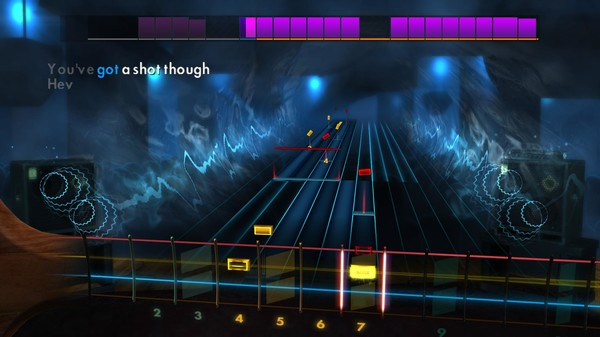 "Скриншот №4 к Rocksmith® 2014 Edition – Remastered – 5 Seconds of Summer - ""Shes Kinda Hot"""