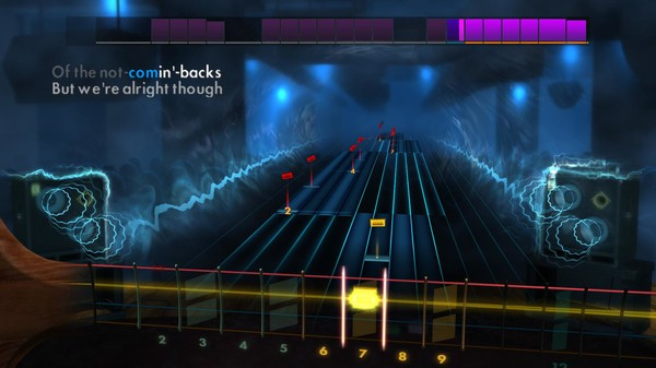 "Скриншот №5 к Rocksmith® 2014 Edition – Remastered – 5 Seconds of Summer - ""Shes Kinda Hot"""