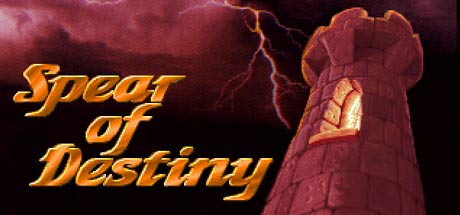 Spear of Destiny Cover Image