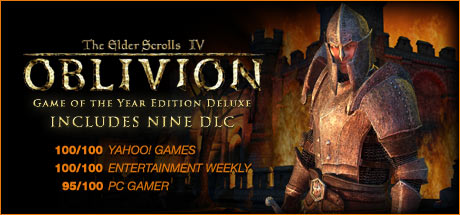 The Elder Scrolls IV: Oblivion® Game of the Year Edition Deluxe Cover Image