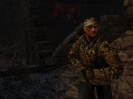 Скриншот №5 к Return to Castle Wolfenstein