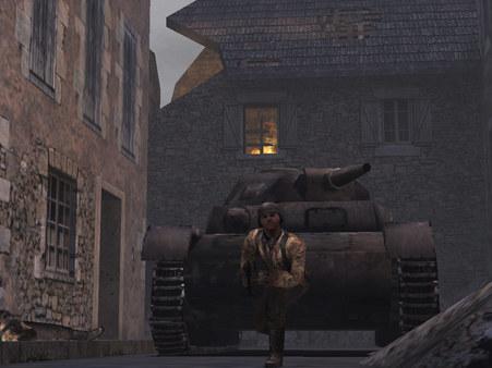 Скриншот №8 к Return to Castle Wolfenstein