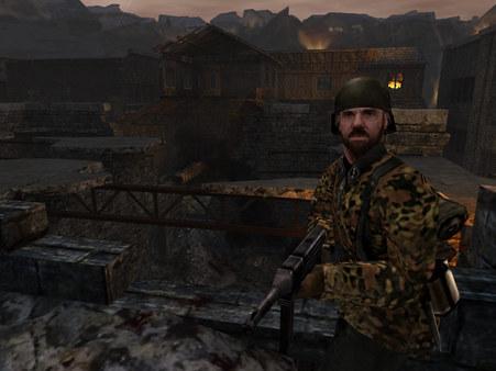 Скриншот №9 к Return to Castle Wolfenstein