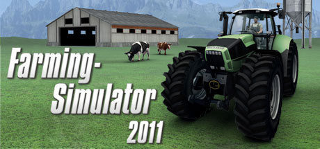 Farming Simulator 2011 Cover Image