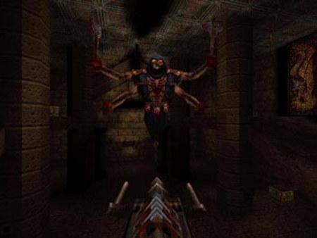 скриншот QUAKE Mission Pack 2: Dissolution of Eternity 1
